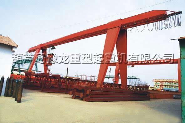 MH型电动葫芦单梁门式起重机